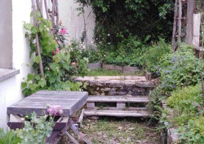 Jardin des Cultures - 2 ans de pergola