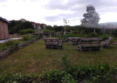 Jardin des Cultures - Panorama